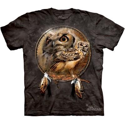 Футболка The Mountain 3D Owl Shield