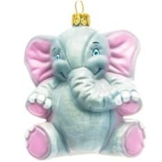 Ёлочная игрушка Слоник Джамбо