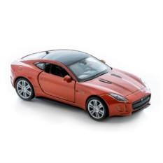 Модель машины Jaguar F-Type Coupe