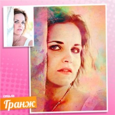 Портрет по фото Девушка-загадка