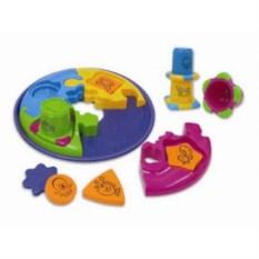 Детская игрушка для ванной Плавающая головоломка