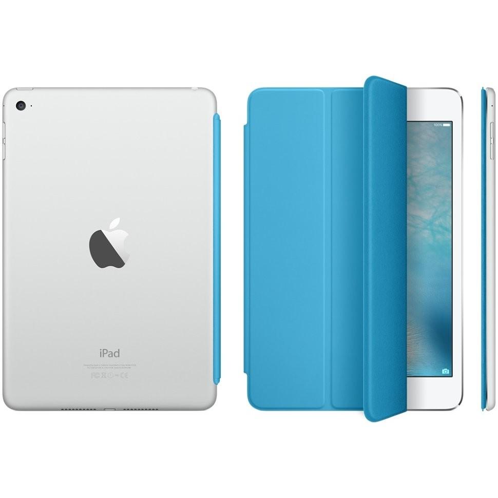 Чехол-обложка Apple Smart Cover Blue для iPad mini 4