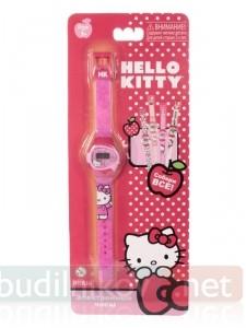 Детские наручные часы Hello Kitty, розовые