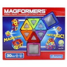 Магнитный конструктор Magformers Rainbow (30 деталей)