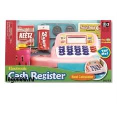 Игровой набор Кассовый аппарат с предметами Keenway