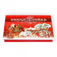 Конфетный набор «Птица-тройка дедушки Мороза»