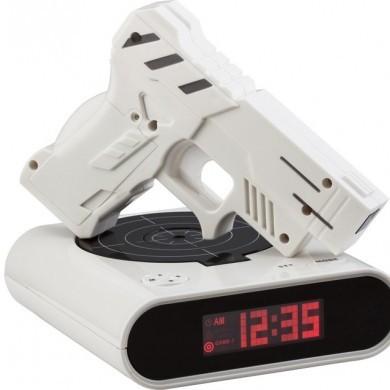 Часы-будильник Секретное оружие