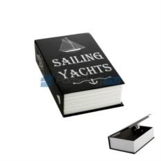 Книга-сейф Парусные яхты