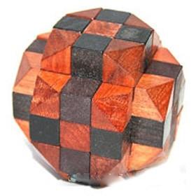 Головоломка деревянная К3