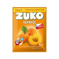 Растворимый напиток Zuko Зуко Абрикос