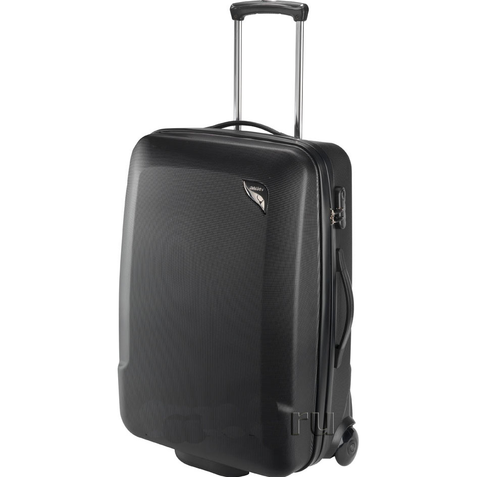 Пластиковый чемодан-тележка 63 см Antler Laser