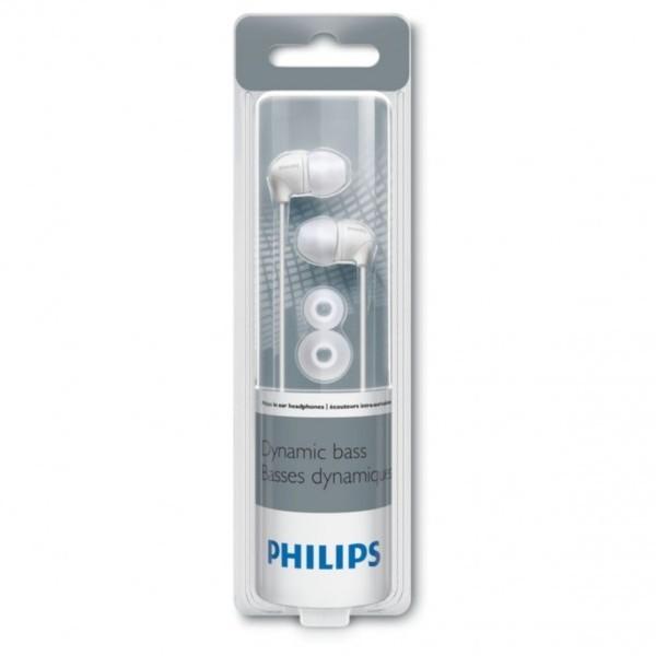 Наушники-вкладыши Philips SHE3590WT/10