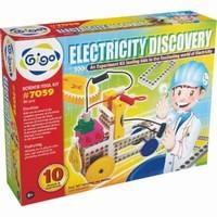 Конструктор Gigo Electricity discovery