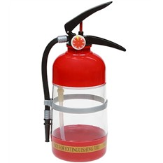 Шейкер-деспенсер для коктейлей «Огнетушитель»