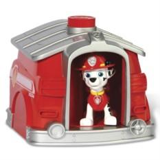 Игровой набор 2 щенка с домиком Щенячий патруль