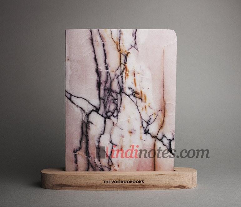 Cкетчбук-тетрадь Voodoo Books Marble 06 формата А5
