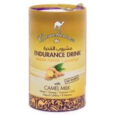 Энергетический напиток из верблюжьего молока Camelicious