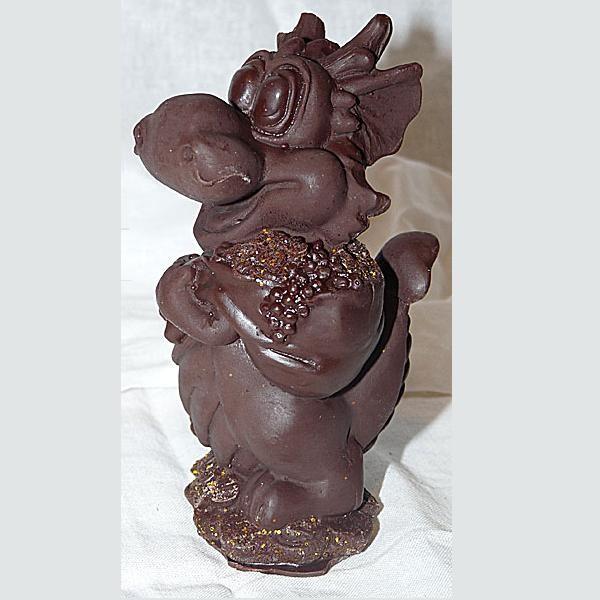 Шоколадный Дракончик детский