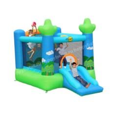 Детский надувной батут HAPPY HOP «Прыжок в небо» 9031