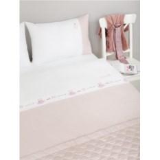 Детское постельное белье в кроватку Luxberry Sweet Life