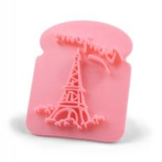 Штамп на тост Париж