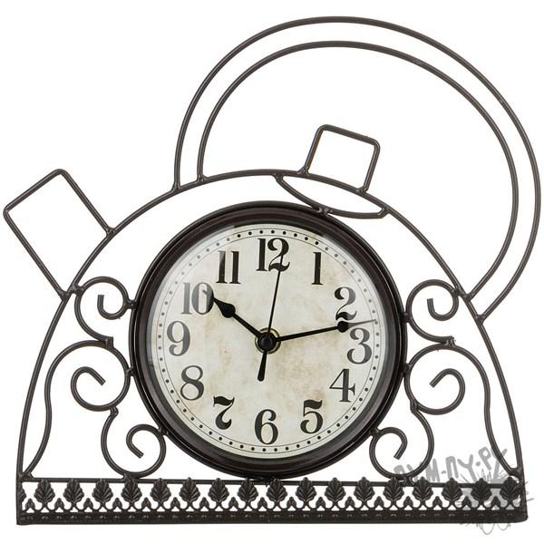 Настенные часы Чайник в шляпе