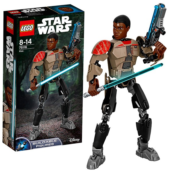 Конструктор Lego Star Wars Финн