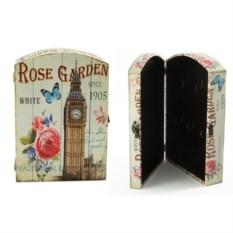 Настенная ключница Rose Garden