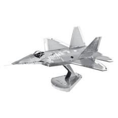 3D-пазл из металла Истребитель пятого поколения