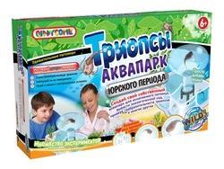 Детский набор Аквапарк Юрского периода. Воспитай триопсов!