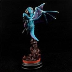 Фигурка Dragonkin mini limited blue Dragon