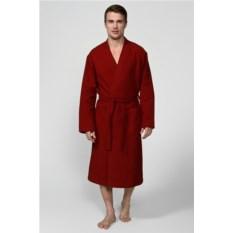 Красный мужской халат Convinto Ragazzio