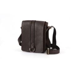 Мужская кожаная сумка «Отвага»