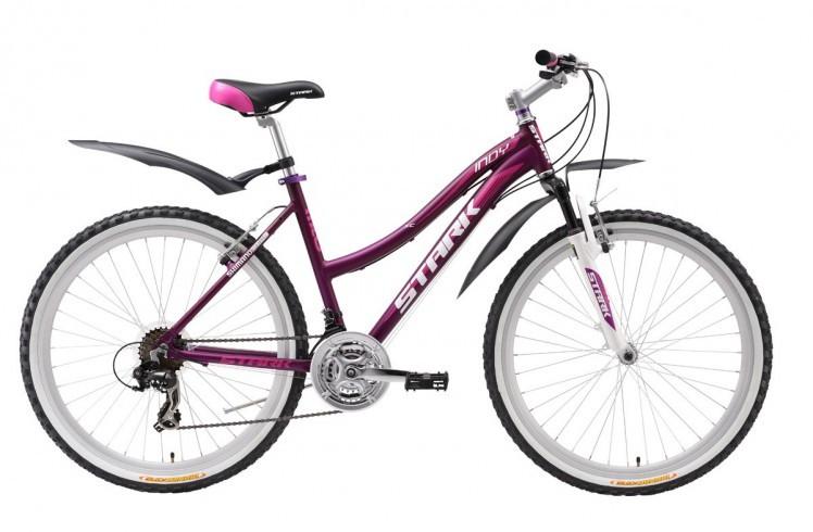 Женский горный велосипед Stark Indy Lady (2016)