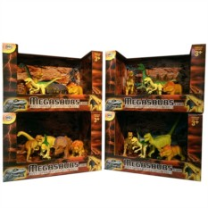 Набор фигурок Мегазавры