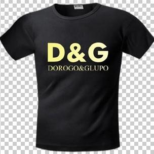 Футболка мужская D&G