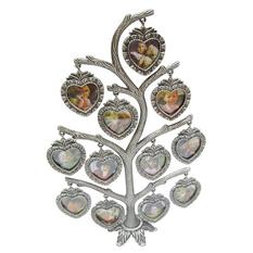 Фоторамка «Генеалогическое дерево Сердечки»