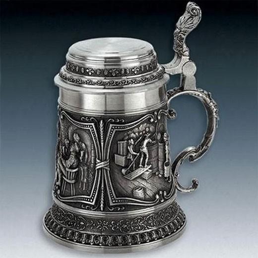 Кружка для пива Король Гамбринус
