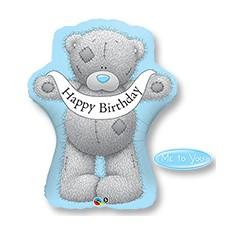 Фольгированная фигура Me To You Happy Birthday