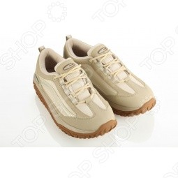 Кроссовки демисезонные Walkmaxx 2.0.(бежевые)
