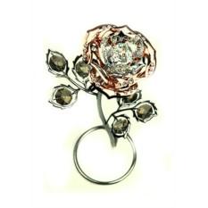 Фигурка декоративная Swarovski Роза