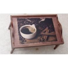 Столик-поднос Кофейный аромат