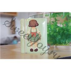 Держатель для карточек Paper Doll (Зеленый)