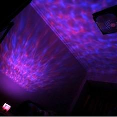 Ночник -проектор Северное сияние