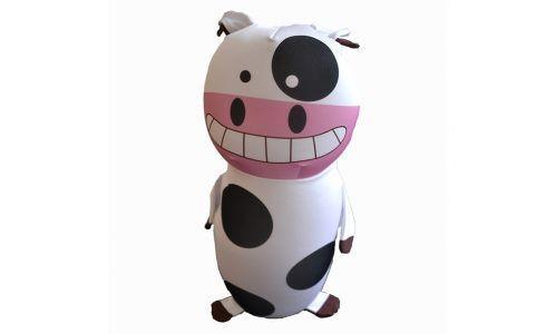 Декоративная подушка Корова Анжела