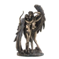 Декоративная фигурка Купидон и Психея
