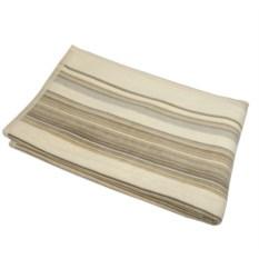 Серый плед Visiona Cotton 150х200 см