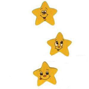 Украшение настенное «Звезды»  6 шт.