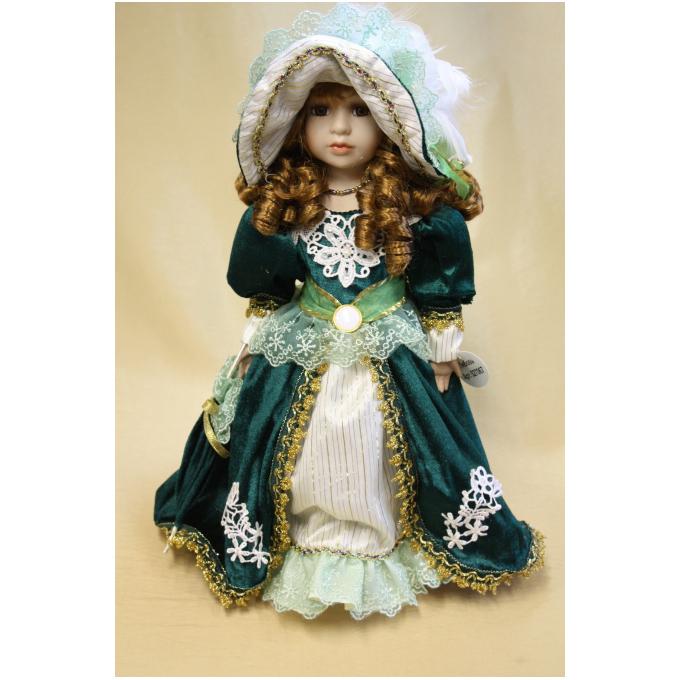 Фарфоровая кукла «Любовь»