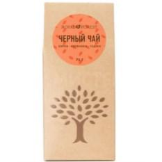 Черный чай (кэроб, клубника, годжи, 75 г)
